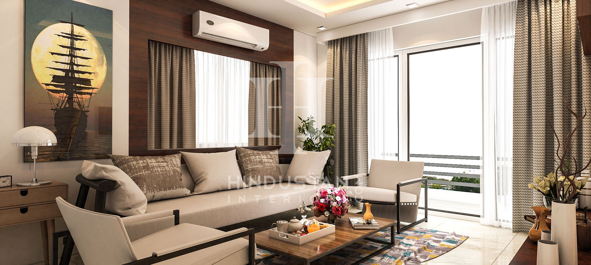 Hindustan Interiors Is One Of The Leading Fully Integrated Aluminum Company  In India Specializing In A Wide Range Of Aluminum Products And Solutions.